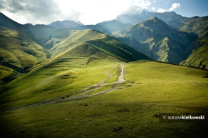 Gruzja - Kaukaz - Kazbek (9)