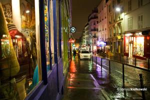 Paryż nocą (2)